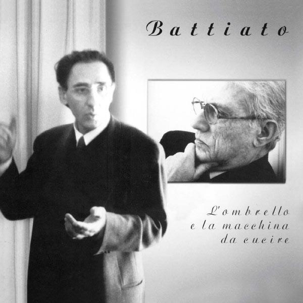 Franco Battiato - L'Ombrello E La Macchina Da Cucire