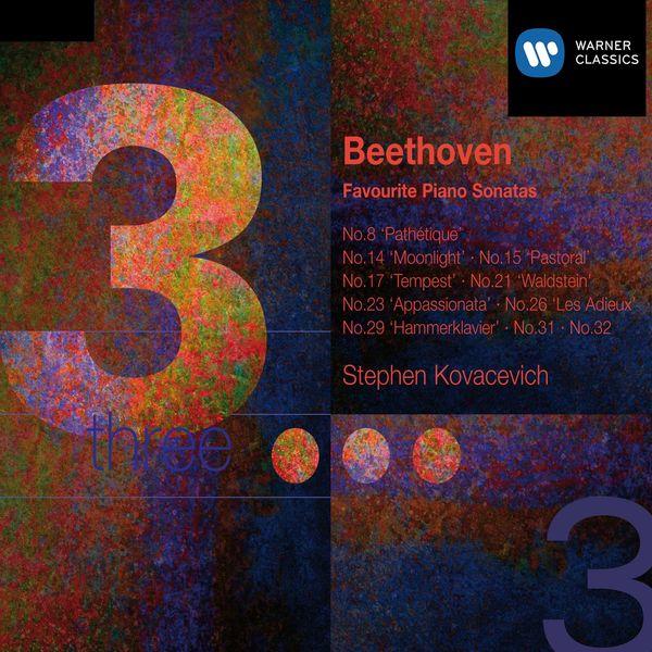 Stephen Kovacevich - Beethoven: Piano Sonatas