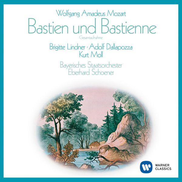 Eberhard Schoener/Brigitte Lindner /Adolf Dallapozza/Kurt Moll - Mozart: Bastien und Bastienne
