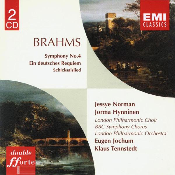 Eugen Jochum - Brahms Symphony No. 4. German Requiem
