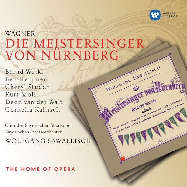 Wolfgang Sawallisch - Wagner: Die Meistersinger