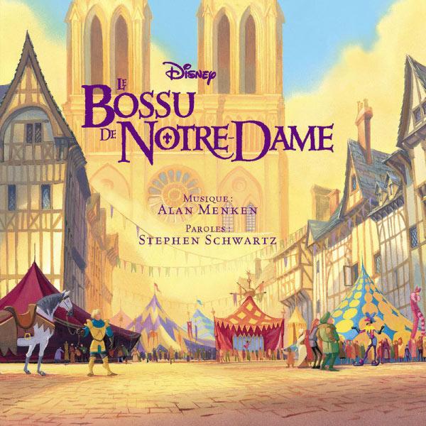 Various Artists - Le Bossu de Notre-Dame (Original Soundtrack)