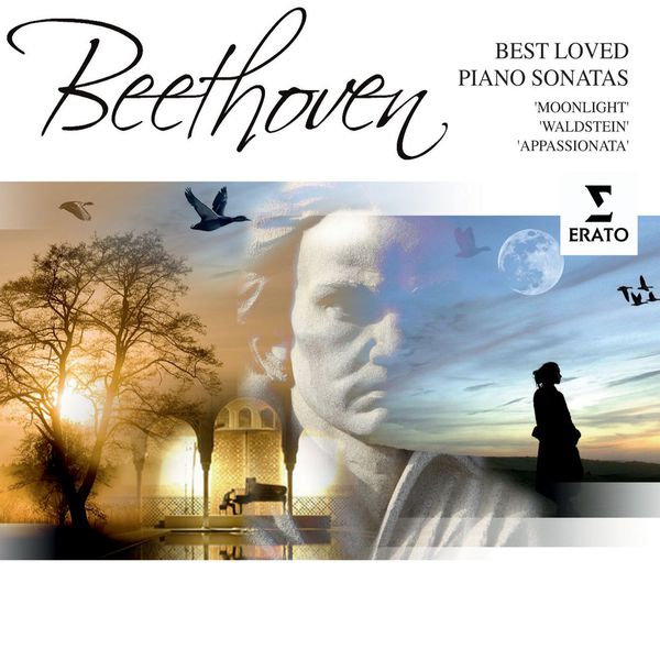 Mikhail Pletnev - Beethoven Best loved piano Sonatas Moonlight Waldstein Appassionata