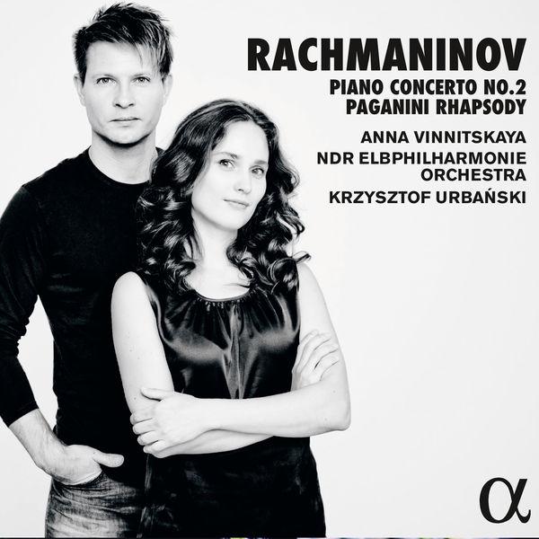 Anna Vinnitskaya - Rachmaninov: Piano Concerto No. 2 in C Minor, Op. 18 & Rhapsody on a Theme of Paganini