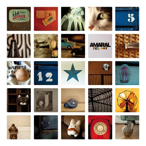 Amaral - Amaral 1998 - 2008