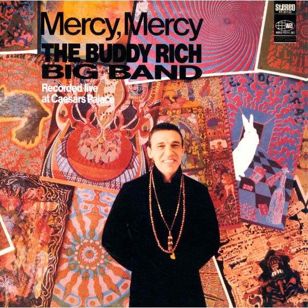 The Buddy Rich Big Band - Mercy, Mercy
