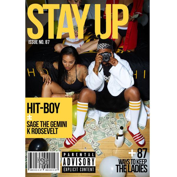 Hit-Boy - Stay Up