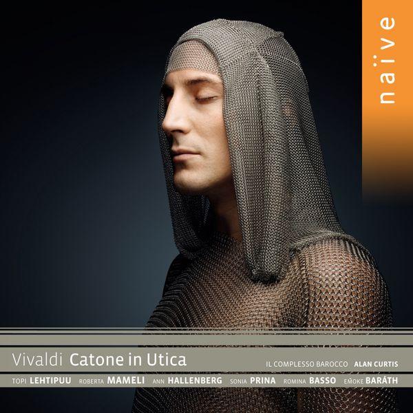 Alan Curtis - Antonio Vivaldi (Opere teatrali, vol. 18) : Catone in Utica