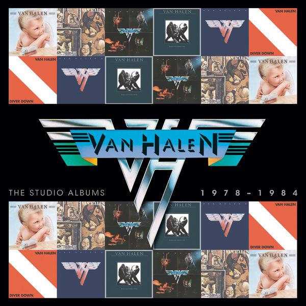Van Halen - Studio Albums 1978-1984