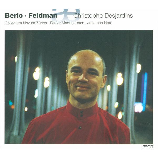 Christophe Desjardins - Voix d'alto