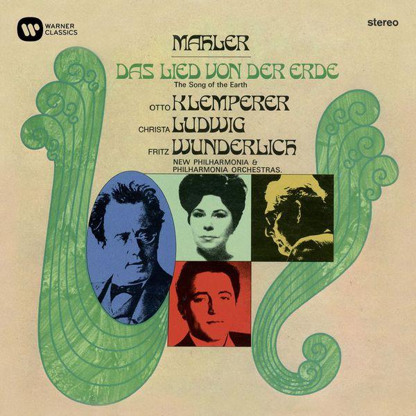 Otto Klemperer/Christa Ludwig/Fritz Wunderlich - Mahler : Das Lied von der Erde