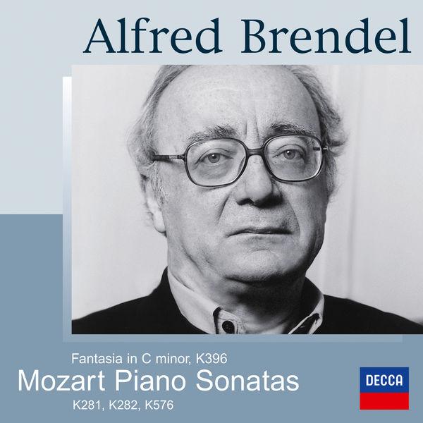 Alfred Brendel - Mozart: Fantasia in C Minor, K.396;  Piano Sonatas