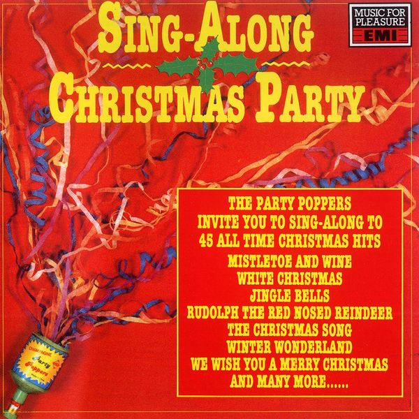 The Party Poppers - Singalong Christmas Party