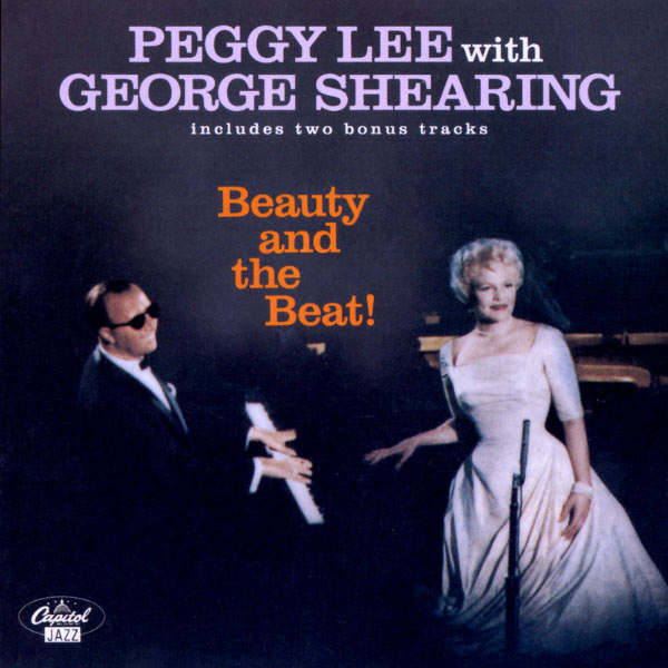 Beauty and the beat peggy lee t l charger et couter for The beat boutique