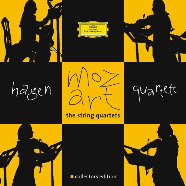 Hagen Quartett - Mozart: String Quartets