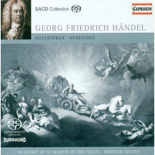 Academy of St. Martin in the Fields - Handel, G.F.: Overtures - Hwv 5, 6, 34, 33, 38, 67