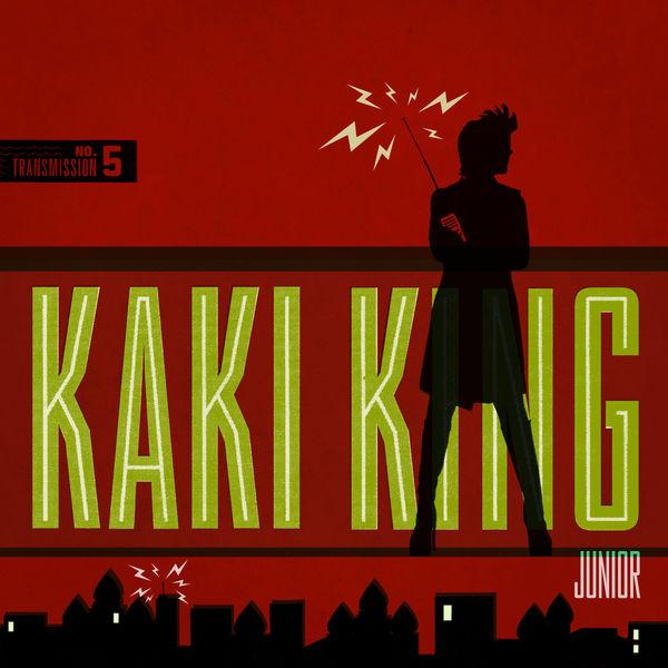 Kaki King - Junior
