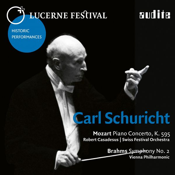 Robert Casadesus - Lucerne Festival Historic Performances: Carl Schuricht (Live)