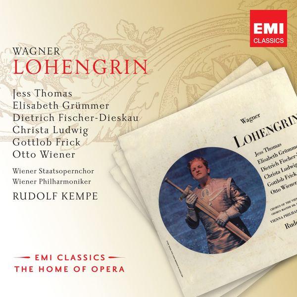Rudolf Kempe - Wagner: Lohengrin