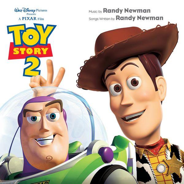 Various Artists - Toy Story 2 Original Soundtrack