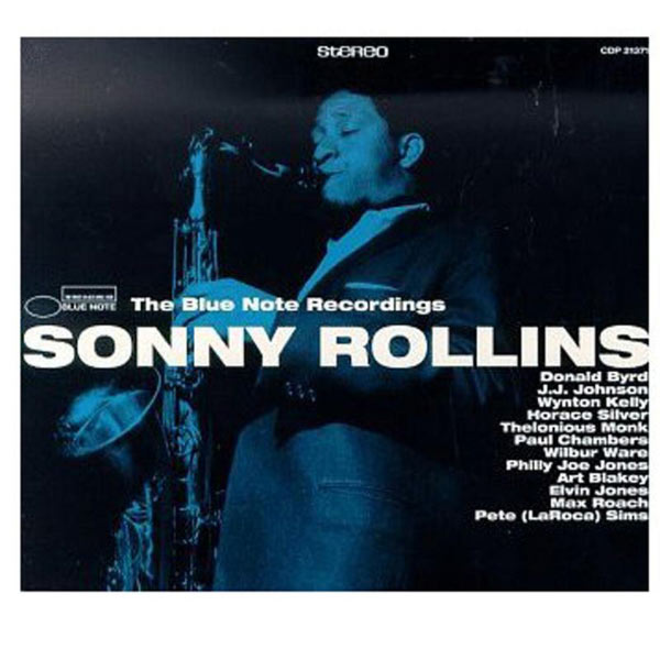 Sonny Rollins - The Complete Blue Note Recordings