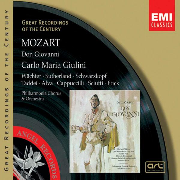 Carlo Maria Giulini - Mozart : Don Giovanni (1959)