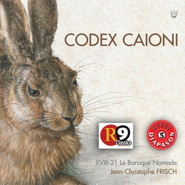 Jean-Christophe Frisch - Codex Caioni : Un jour de noce en Transylvanie