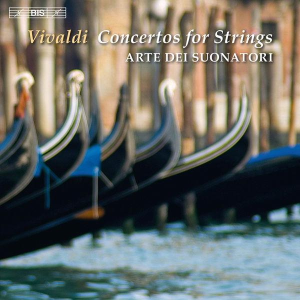 Arte dei Suonatori - Antonio Vivaldi : Concertos pour cordes