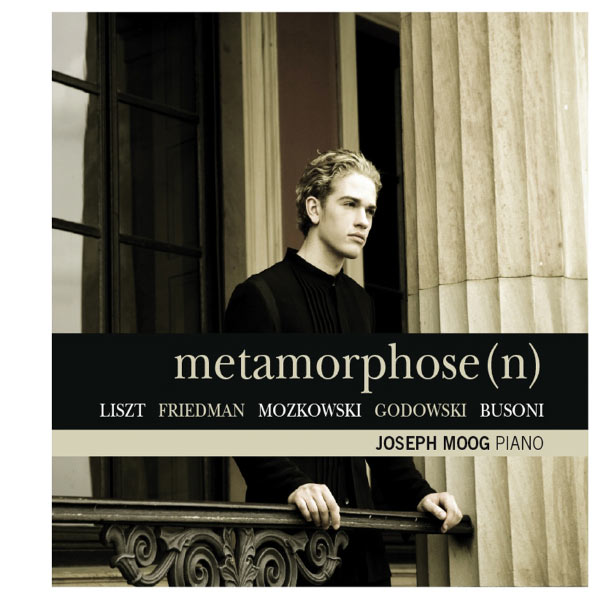 Joseph Moog - Metamorphose (n): Transcriptions for Piano After Romantics Composers