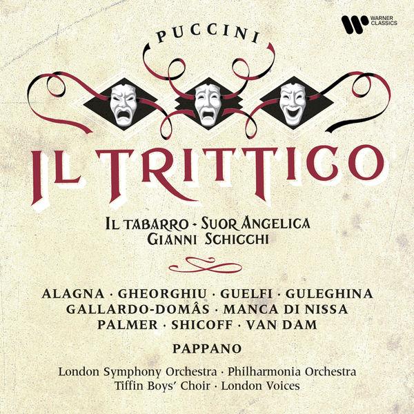 Roberto Alagna/Angela Gheorghiu/London Symphony Orchestra/Antonio Pappano - Puccini : Il trittico