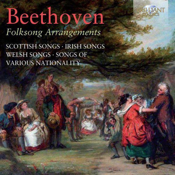 Renate Kramer - Beethoven: Folksong Arrangements