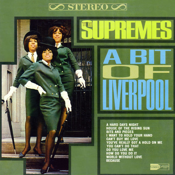 The Supremes - A Bit Of Liverpool