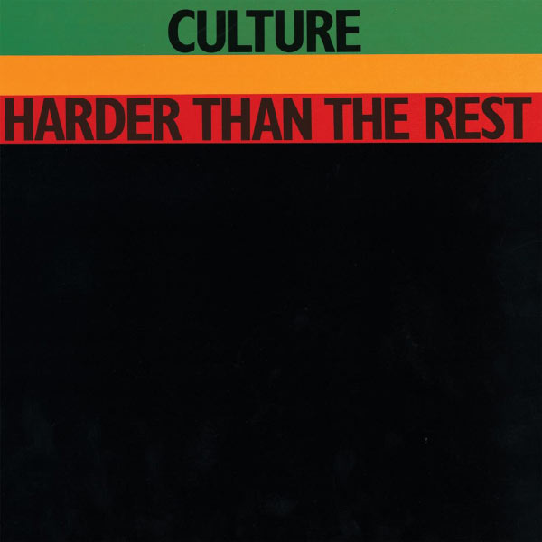 Album Harder Than The Rest, Culture | Qobuz: download and