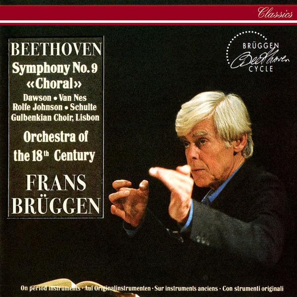 Frans Brüggen - Beethoven: Symphony No. 9