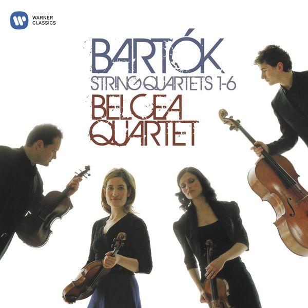 Belcea Quartet - Béla Bartók : String Quartets