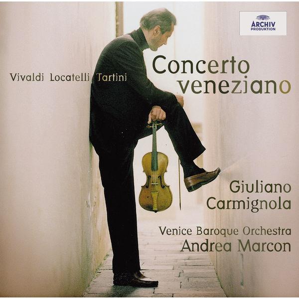 Giuliano Carmignola - Concerto Veneziano