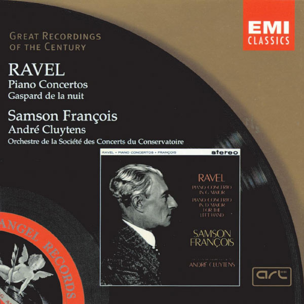 Samson François - Ravel: Concertos, Gaspard de la nuit