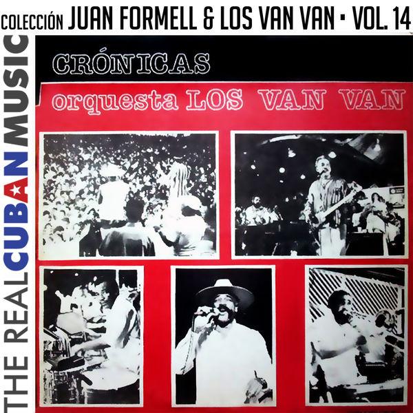 Juan Formell - Colección Juan Formell y Los Van Van, Vol. XIV (Remasterizado)