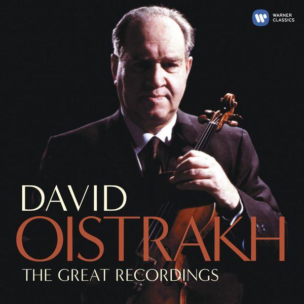 David Oïstrakh - Intégrale des enregistrements EMI