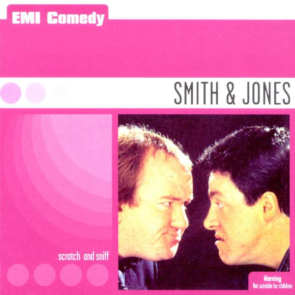 Mel Smith - Smith & Jones Live - EMI Comedy
