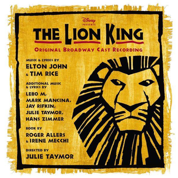 Various Artists - The Lion King: Original Broadway Cast Recording