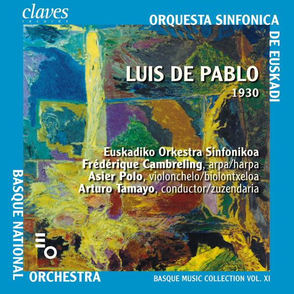 Luis de Pablo|Collection Musique Basque (Volume 11)