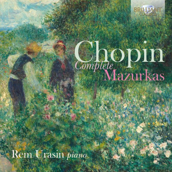 Rem Urasin - Chopin: Complete Mazurkas