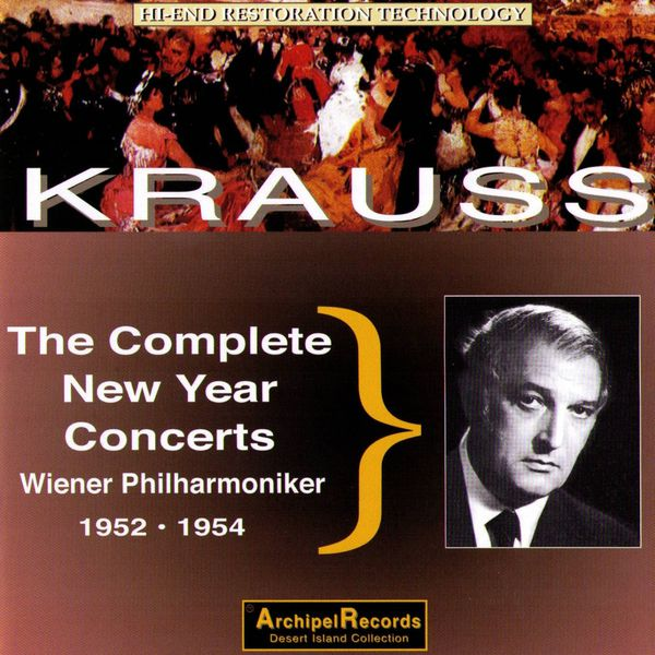 Clemens Krauss - The Complete New Year Concerts