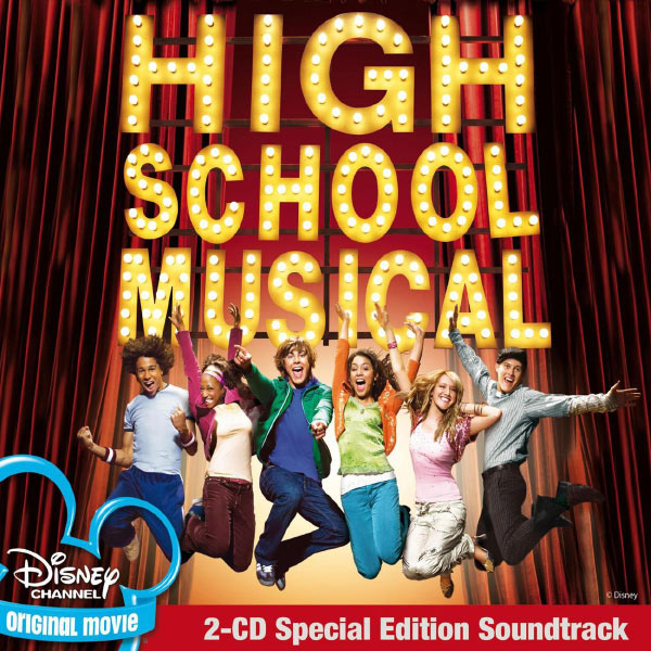 Various Artists - High School Musical Original Soundtrack