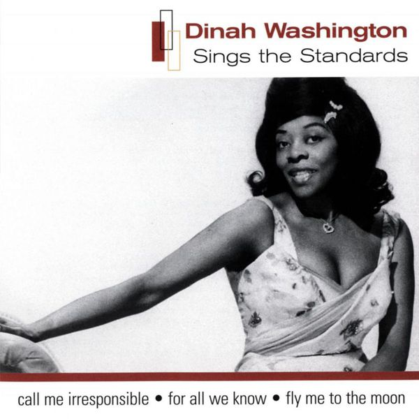Dinah Washington - Sings The Standards