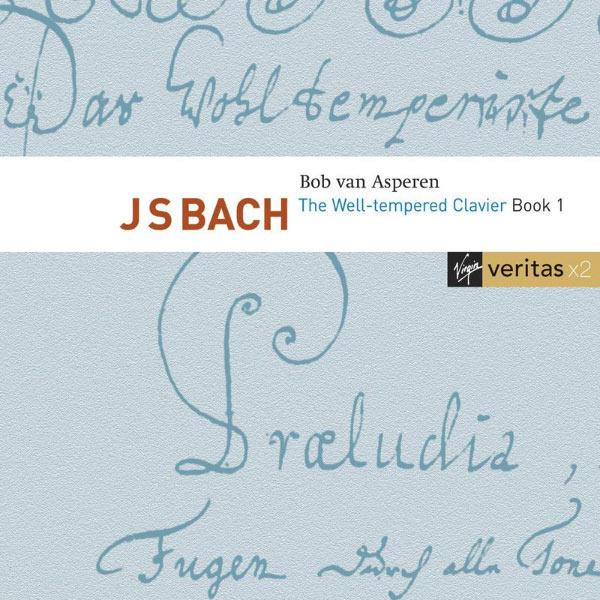 Bob Van Asperen - Bach: Well-Tempered Clavier Book 1