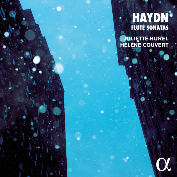 Juliette Hurel - Haydn : Flute Sonatas