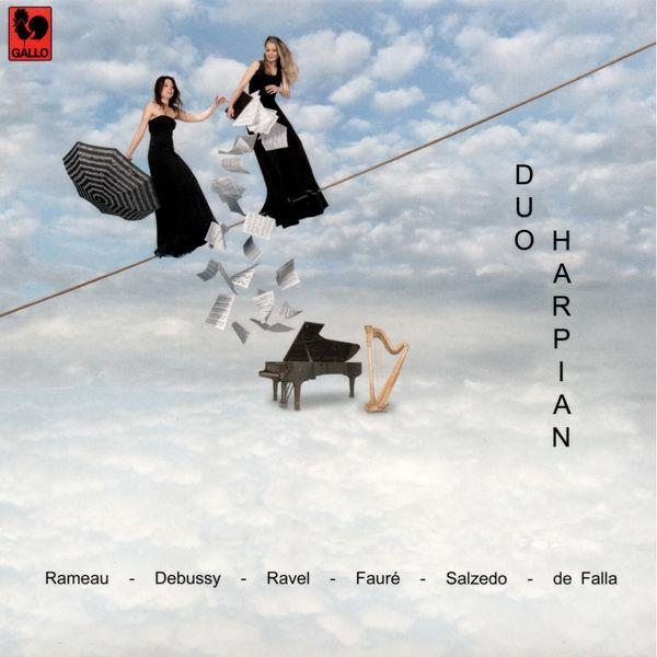 Duo Harpian|Rameau - Debussy - Ravel - Fauré - Salzedo - de Falla