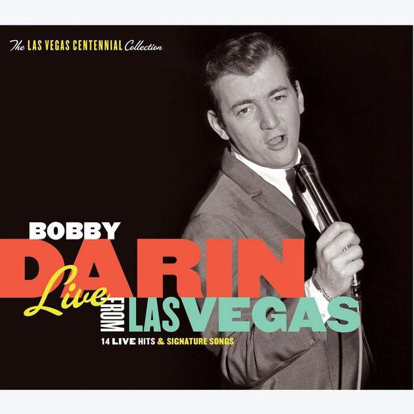 Bobby Darin - Live From Las Vegas